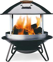 Fireplace wood Weber
